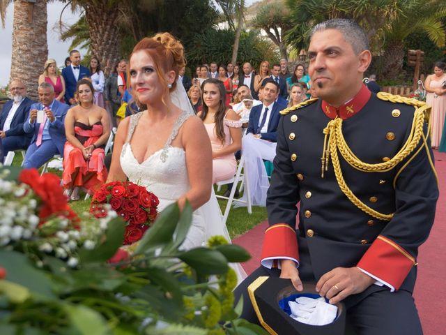 La boda de Abenchara y Efren
