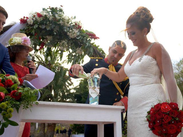 La boda de Efren y Abenchara en Galdar, Las Palmas 12