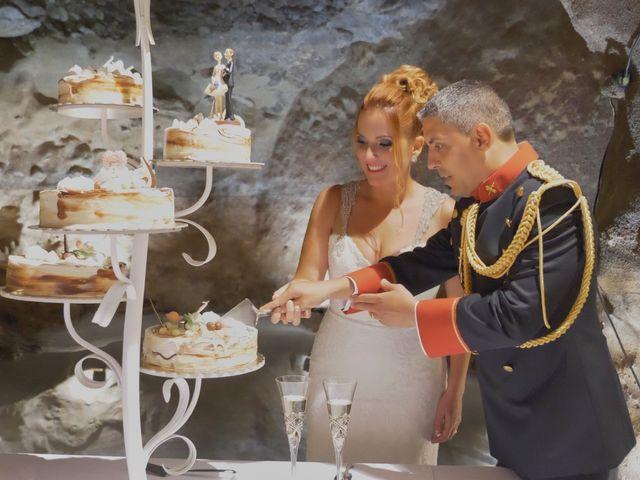 La boda de Efren y Abenchara en Galdar, Las Palmas 15