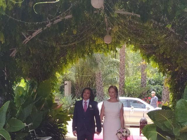 La boda de Antonio y Carolina en Velez Malaga, Málaga 2