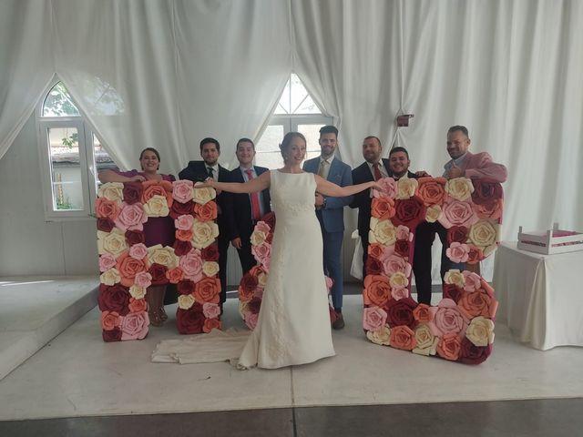 La boda de Antonio y Carolina en Velez Malaga, Málaga 8