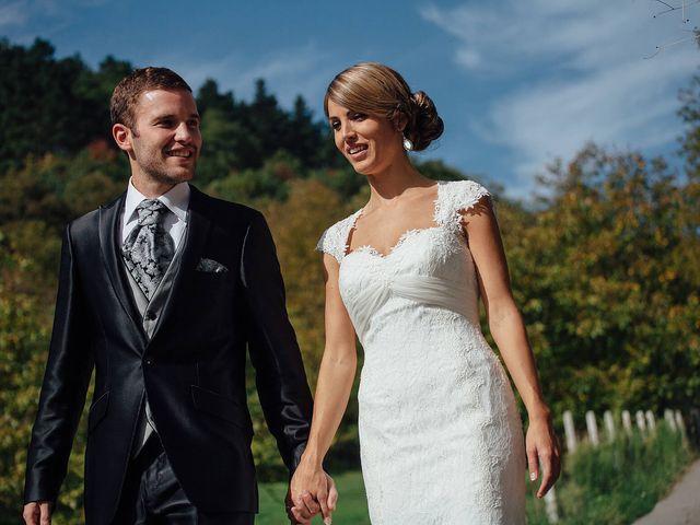 La boda de Andoni y Nerea