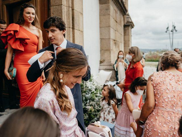 La boda de Ángel y Inés en Vilaboa (Rutis), A Coruña 9