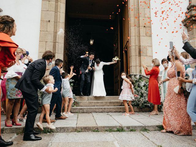 La boda de Ángel y Inés en Vilaboa (Rutis), A Coruña 10