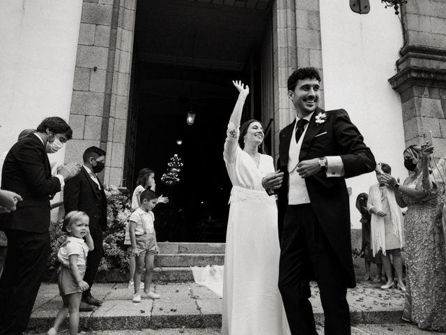 La boda de Ángel y Inés en Vilaboa (Rutis), A Coruña 11