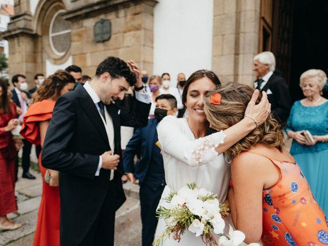 La boda de Ángel y Inés en Vilaboa (Rutis), A Coruña 12