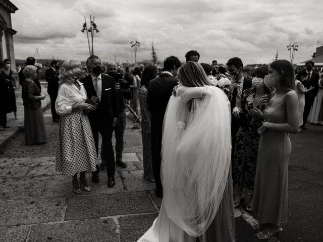 La boda de Ángel y Inés en Vilaboa (Rutis), A Coruña 16
