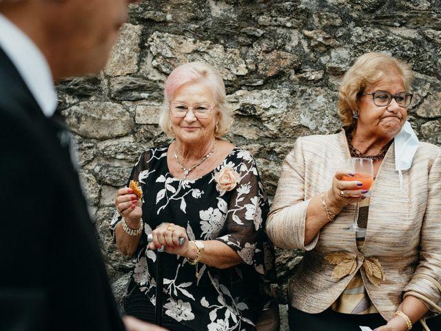 La boda de Ángel y Inés en Vilaboa (Rutis), A Coruña 19