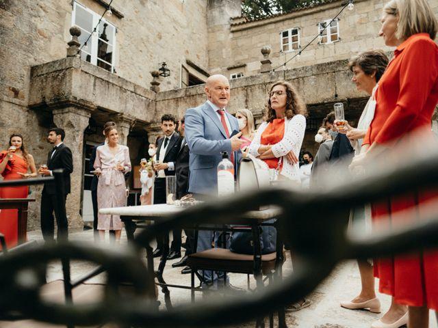 La boda de Ángel y Inés en Vilaboa (Rutis), A Coruña 29