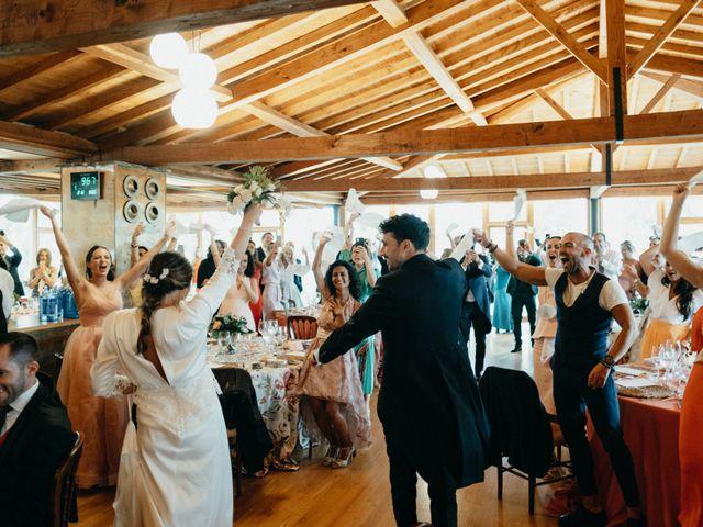 La boda de Ángel y Inés en Vilaboa (Rutis), A Coruña 30