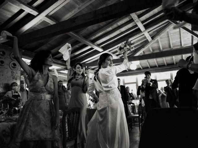 La boda de Ángel y Inés en Vilaboa (Rutis), A Coruña 31