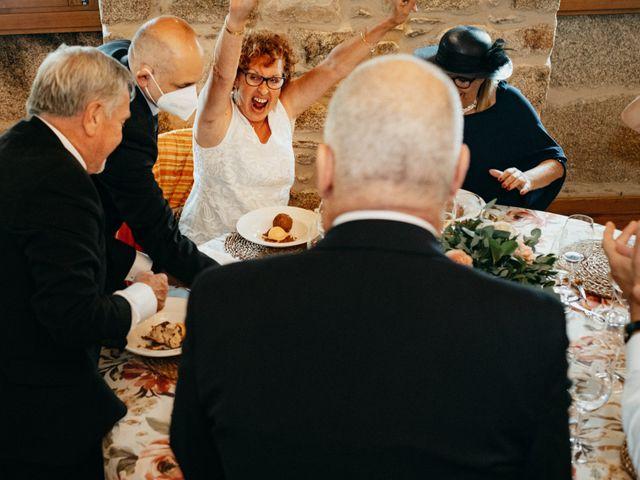 La boda de Ángel y Inés en Vilaboa (Rutis), A Coruña 36