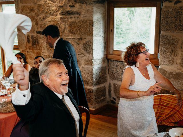 La boda de Ángel y Inés en Vilaboa (Rutis), A Coruña 37