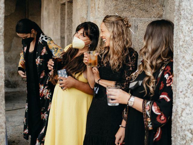 La boda de Ángel y Inés en Vilaboa (Rutis), A Coruña 41