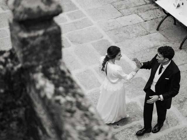 La boda de Ángel y Inés en Vilaboa (Rutis), A Coruña 43