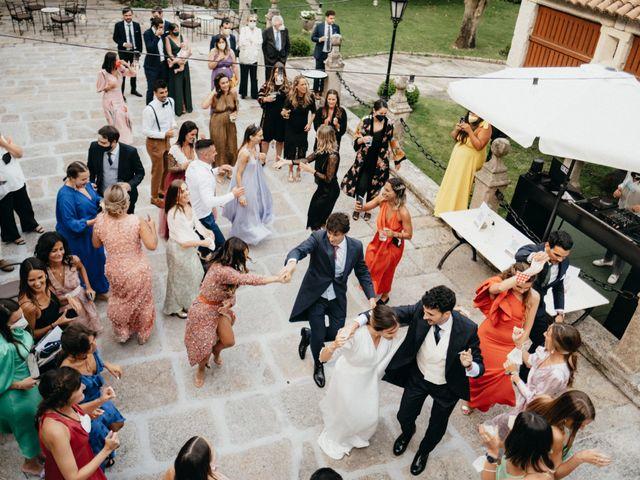 La boda de Ángel y Inés en Vilaboa (Rutis), A Coruña 45