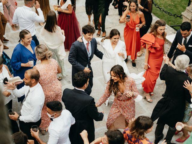 La boda de Ángel y Inés en Vilaboa (Rutis), A Coruña 46