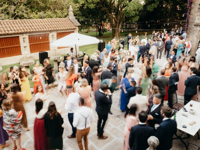 La boda de Ángel y Inés en Vilaboa (Rutis), A Coruña 47
