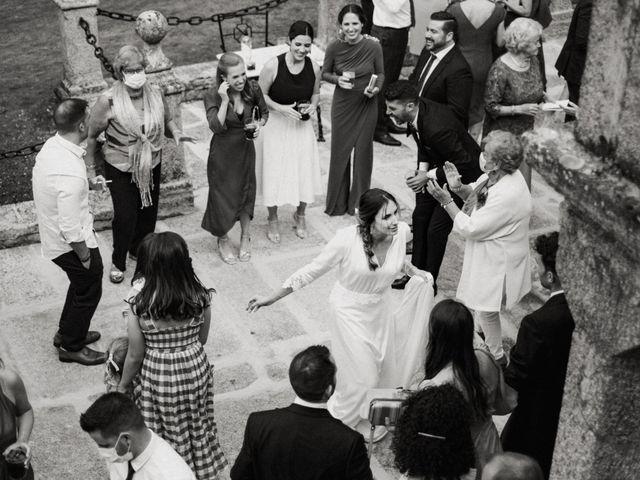 La boda de Ángel y Inés en Vilaboa (Rutis), A Coruña 48