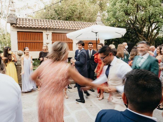 La boda de Ángel y Inés en Vilaboa (Rutis), A Coruña 50