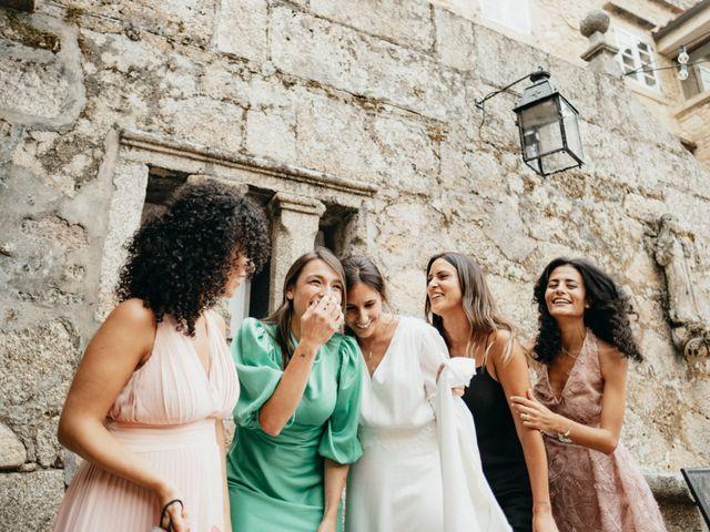 La boda de Ángel y Inés en Vilaboa (Rutis), A Coruña 51