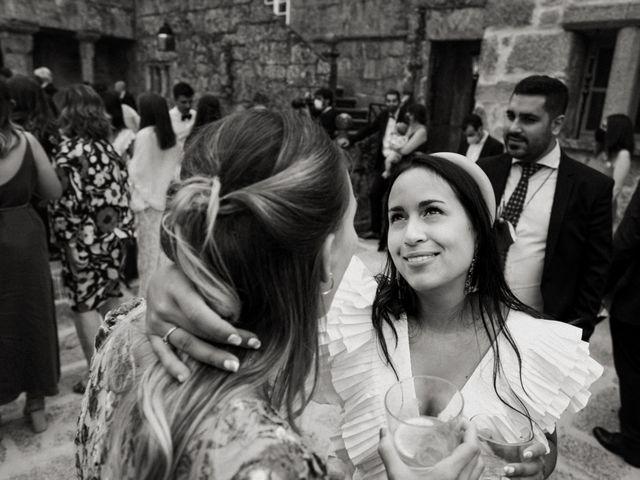 La boda de Ángel y Inés en Vilaboa (Rutis), A Coruña 52