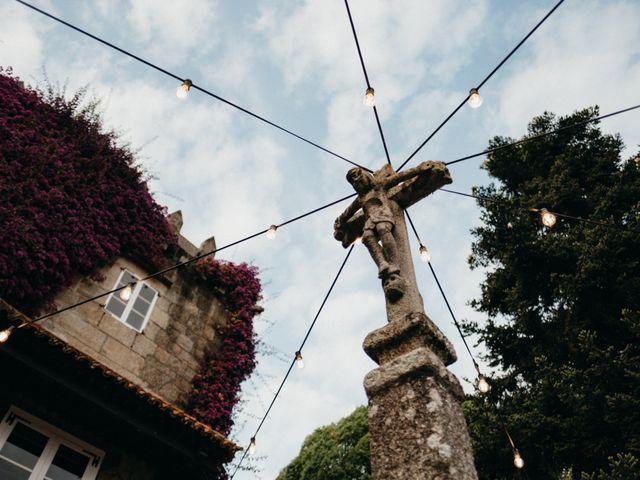 La boda de Ángel y Inés en Vilaboa (Rutis), A Coruña 54