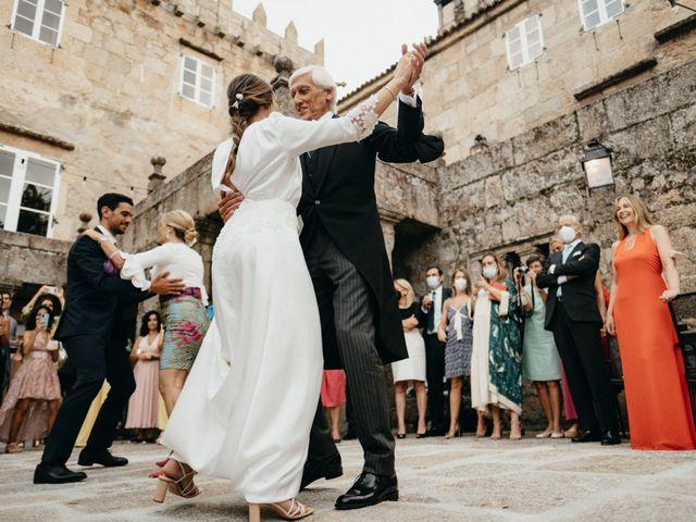 La boda de Ángel y Inés en Vilaboa (Rutis), A Coruña 56