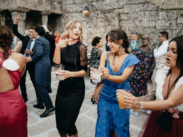 La boda de Ángel y Inés en Vilaboa (Rutis), A Coruña 59