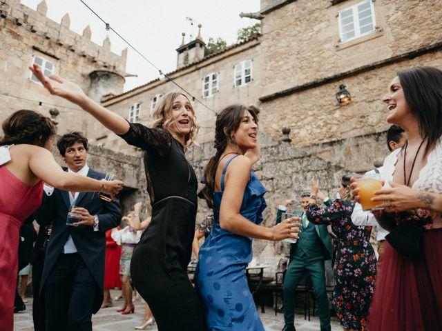La boda de Ángel y Inés en Vilaboa (Rutis), A Coruña 60