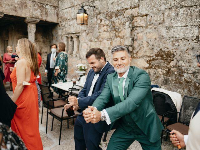 La boda de Ángel y Inés en Vilaboa (Rutis), A Coruña 61