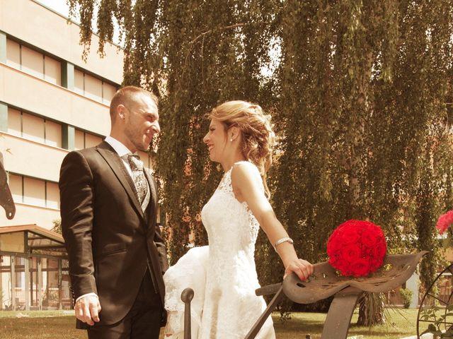 La boda de Ismael y Irene en Pamplona, Navarra 3