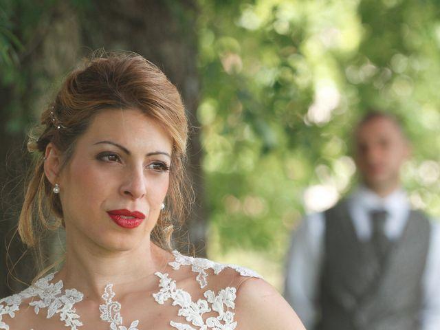 La boda de Ismael y Irene en Pamplona, Navarra 7