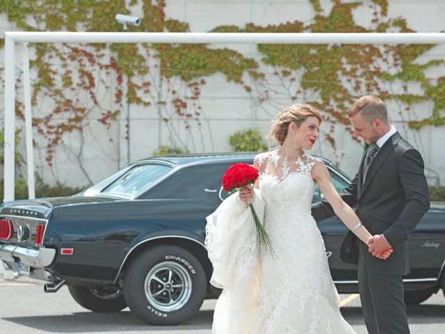 La boda de Ismael y Irene en Pamplona, Navarra 10