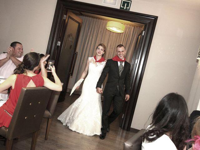 La boda de Ismael y Irene en Pamplona, Navarra 18