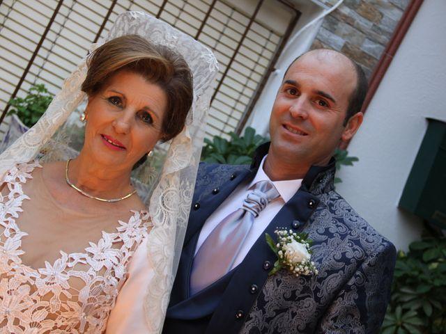 La boda de Ramon y Maria Elena en Torreperogil, Jaén 8