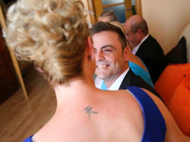 La boda de Toni y Vane en Sant Fost De Campsentelles, Barcelona 8