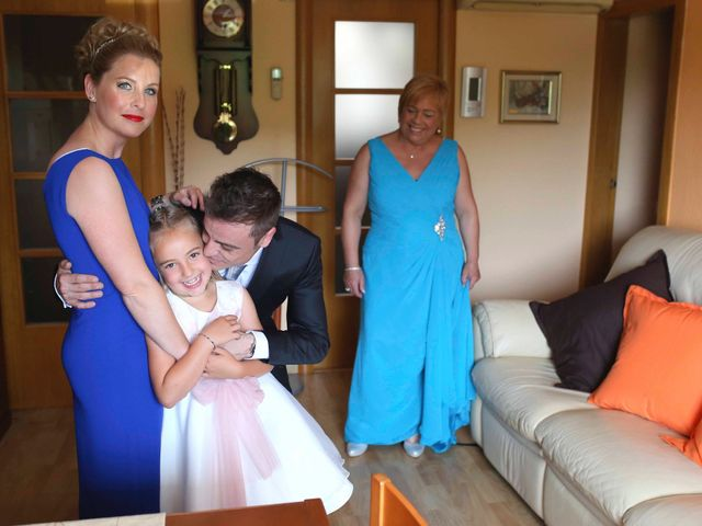 La boda de Toni y Vane en Sant Fost De Campsentelles, Barcelona 10