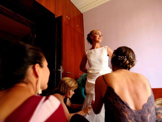 La boda de Toni y Vane en Sant Fost De Campsentelles, Barcelona 18