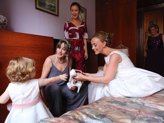 La boda de Toni y Vane en Sant Fost De Campsentelles, Barcelona 20