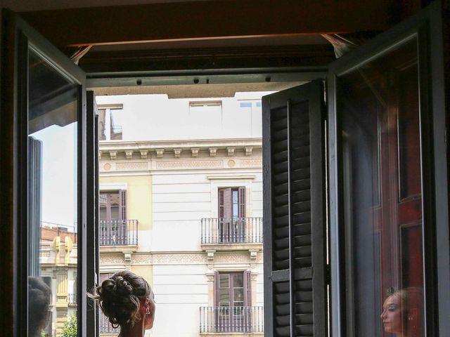La boda de Toni y Vane en Sant Fost De Campsentelles, Barcelona 22