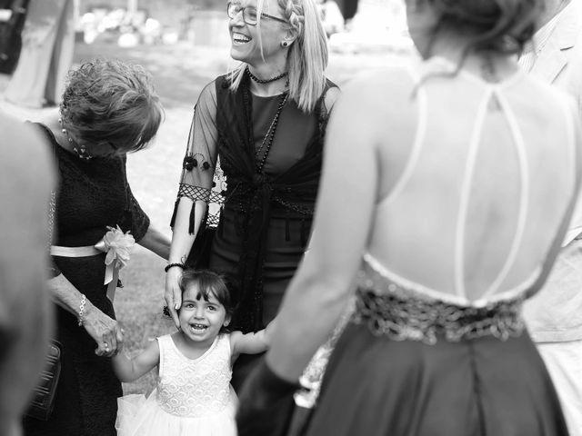 La boda de Toni y Vane en Sant Fost De Campsentelles, Barcelona 47