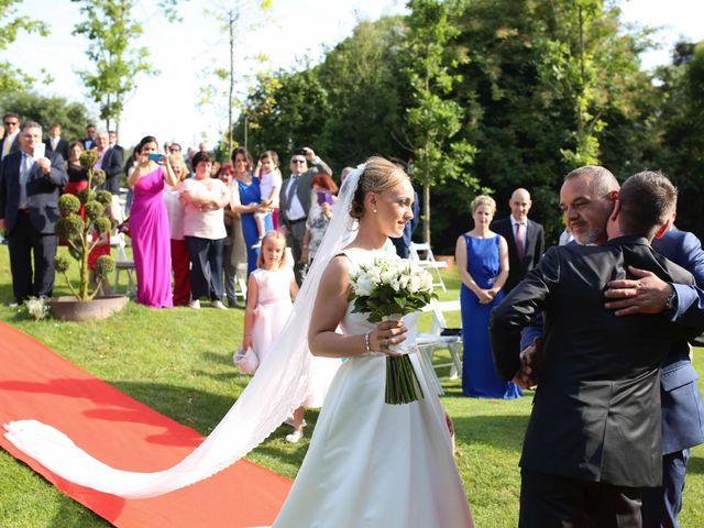 La boda de Toni y Vane en Sant Fost De Campsentelles, Barcelona 56