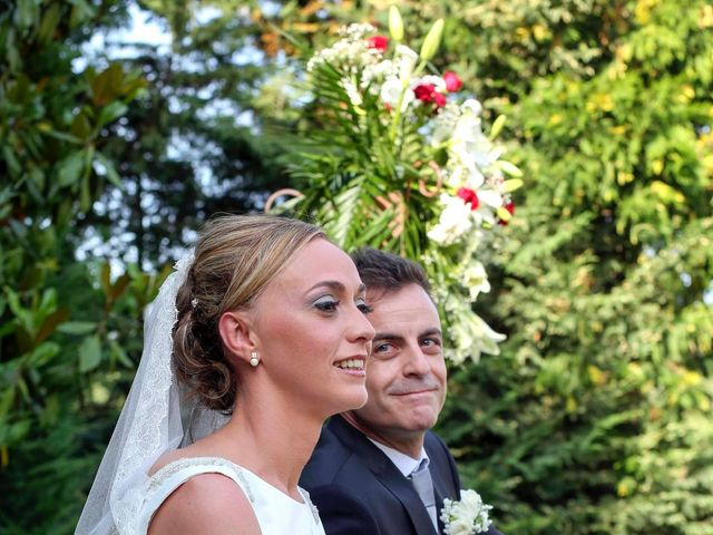 La boda de Toni y Vane en Sant Fost De Campsentelles, Barcelona 59