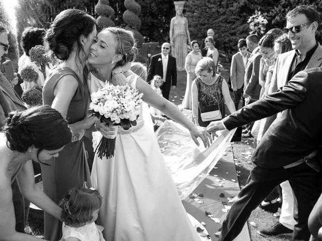 La boda de Toni y Vane en Sant Fost De Campsentelles, Barcelona 65