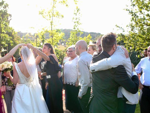 La boda de Toni y Vane en Sant Fost De Campsentelles, Barcelona 67