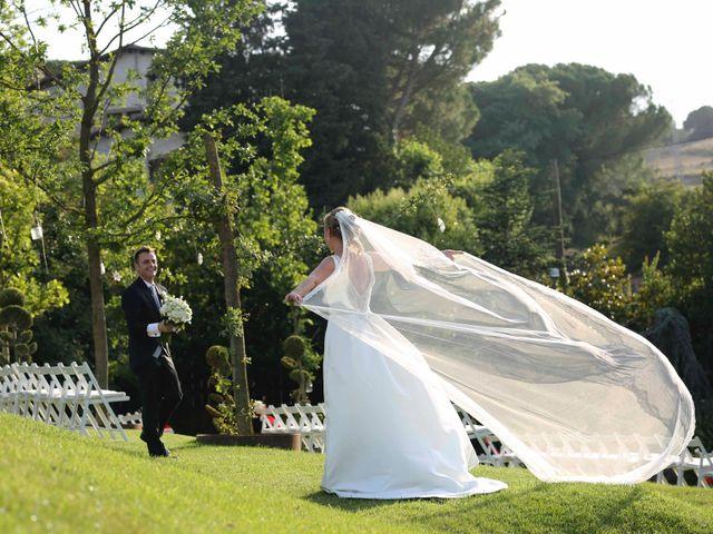 La boda de Toni y Vane en Sant Fost De Campsentelles, Barcelona 72