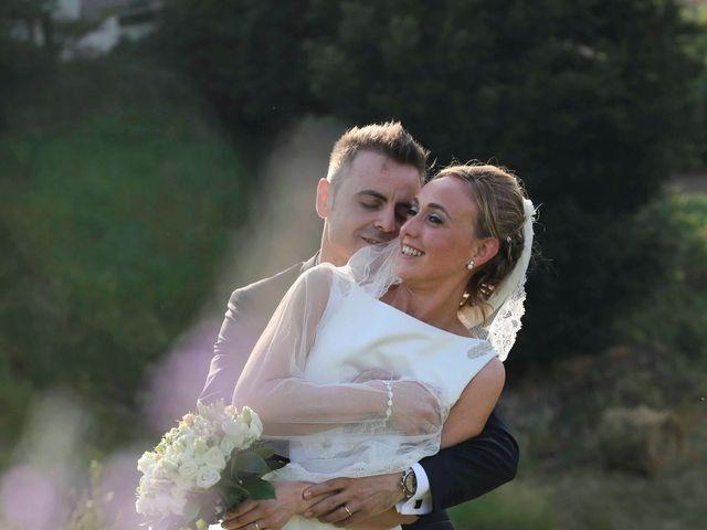 La boda de Toni y Vane en Sant Fost De Campsentelles, Barcelona 73