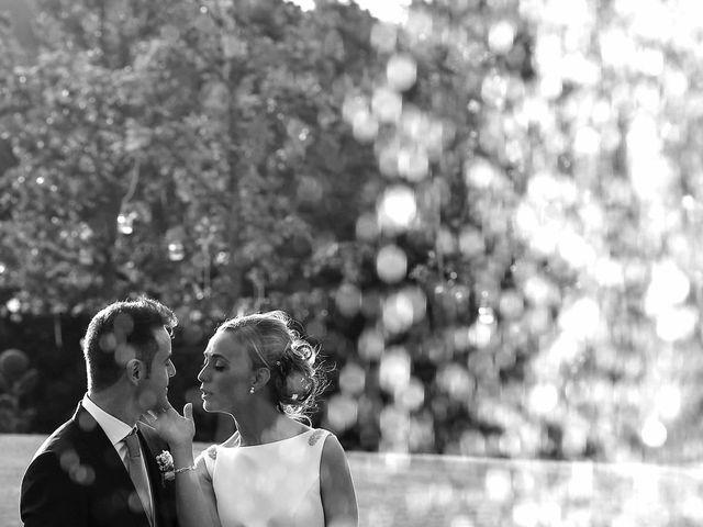 La boda de Toni y Vane en Sant Fost De Campsentelles, Barcelona 77