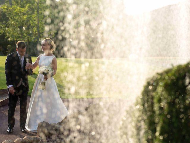 La boda de Toni y Vane en Sant Fost De Campsentelles, Barcelona 78